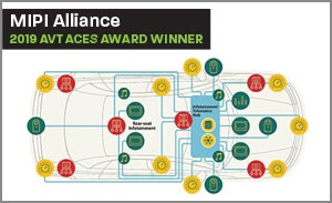 2019 AVT ACES Award MIPI Alliance