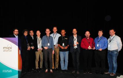 2018 MIPI Alliance award winners