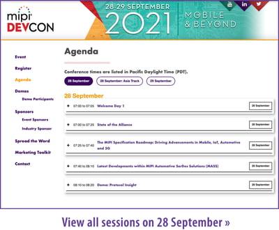 Webpage-MIPI-DevCon-28Sept-Agenda