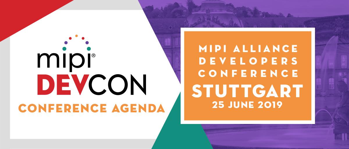 Get Your First Look at the MIPI DevCon Stuttgart Agenda