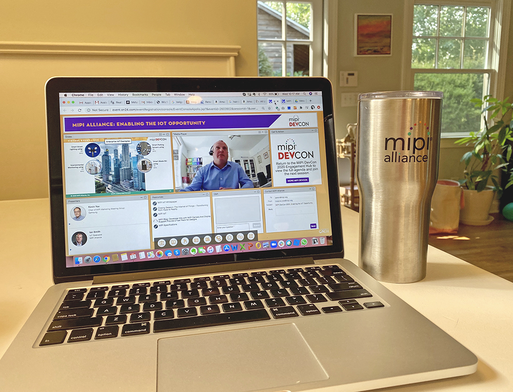 MIPI DevCon Delivers First Virtual Event; Extends Education with On-Demand Content