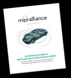 MIPI MASS automotive white paper cover