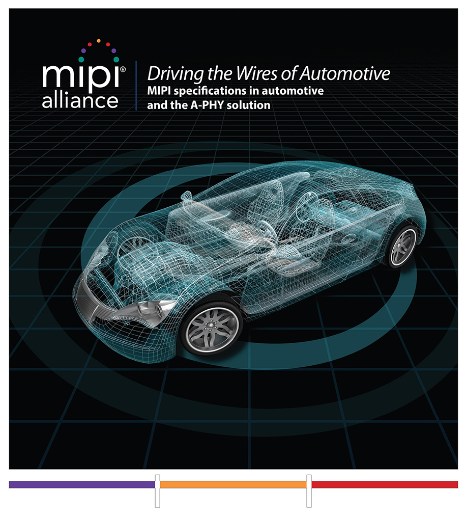 MIPI Automotive Whitepaper cover