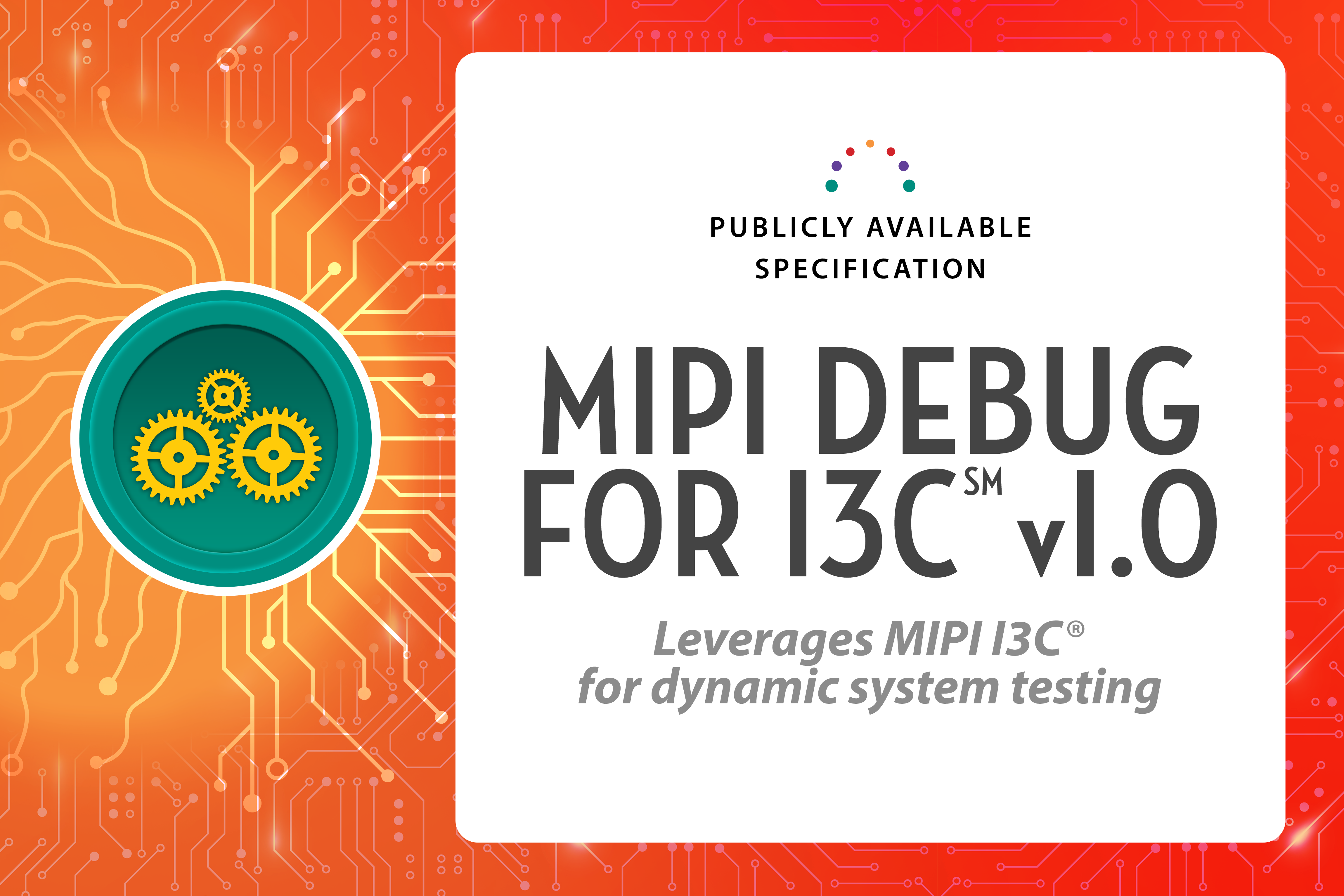 MIPI Debug for I3C v1.0 Now Available