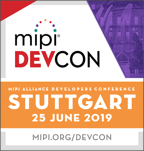 Registration Open for MIPI DevCon Stuttgart