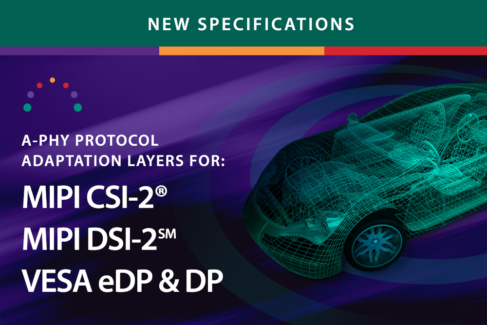 New Protocol Adaptation Layers Further Strengthen MIPI Automotive SerDes Solutions