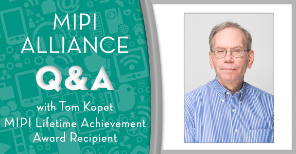 MIPI Lifetime Achievement Award and MIPI Camera Working Group – A Conversation with Tom Kopet